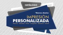 IMPRESIONES PERSONALIZADAS